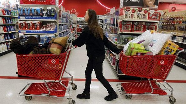Supermercado Target em Miami e Orlando