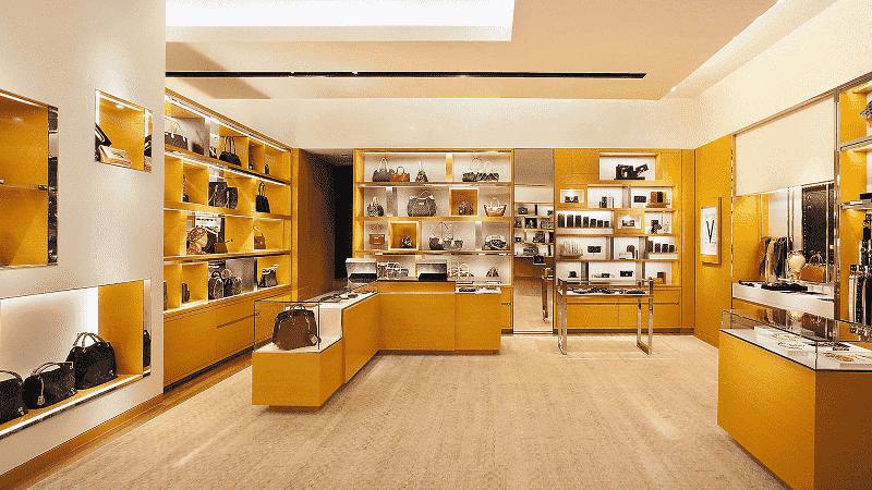 Endereços da Louis Vuitton na Flórida