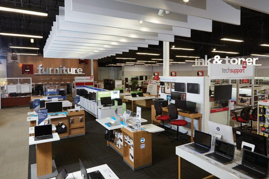 Onde comprar itens escolares e mochilas em Miami: Office Depot na Flórida