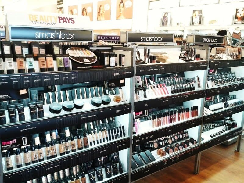 Lojas de maquiagem e beleza em Miami e Orlando