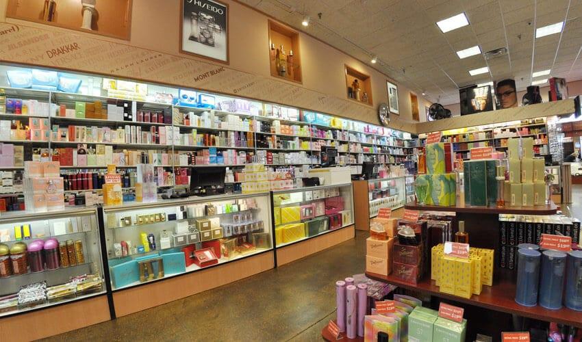 Onde comprar Perfumes em Orlando e Miami