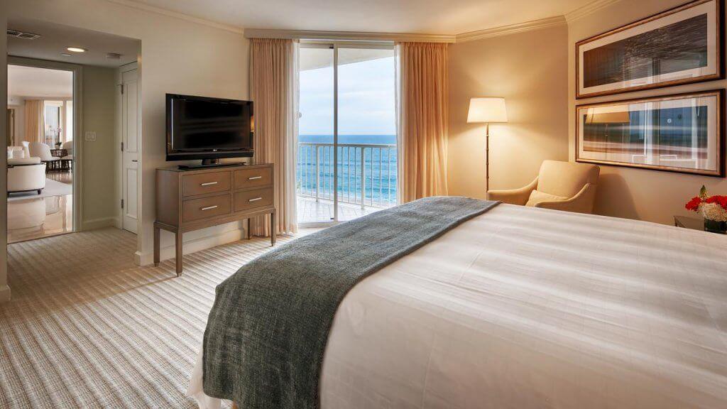 Quarto Four Seasons Resort Palm Beach