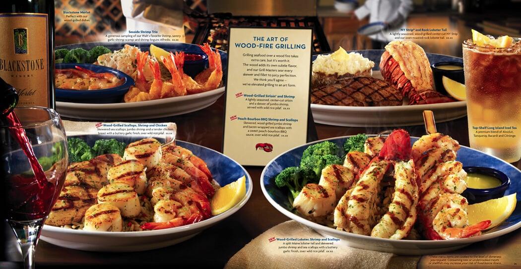Restaurante Red Lobster: A melhor lagosta de Miami e Orlando