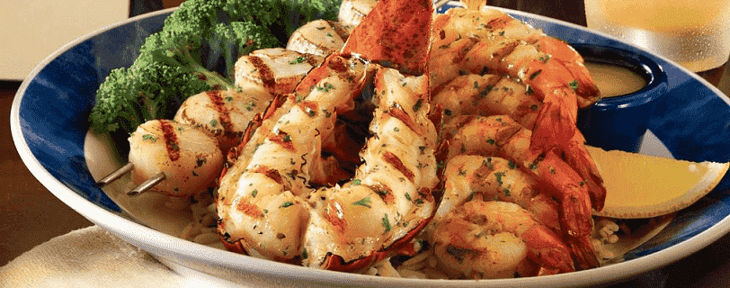 Endereços do Red Lobster em Miami e Orlando