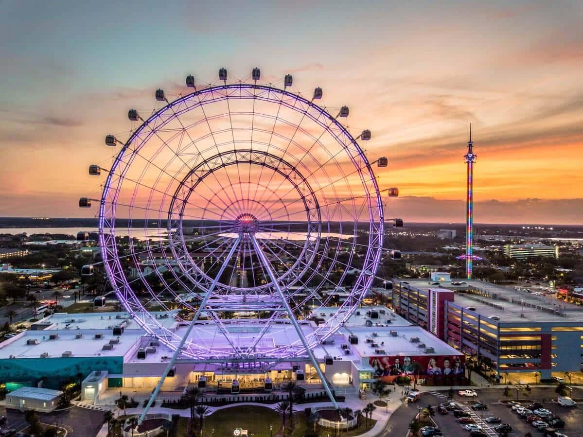 Roda-gigante ICON em Orlando