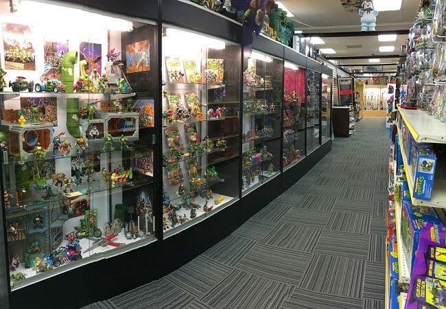 Lojas de brinquedos em Orlando: Loja de brinquedos ToyShop