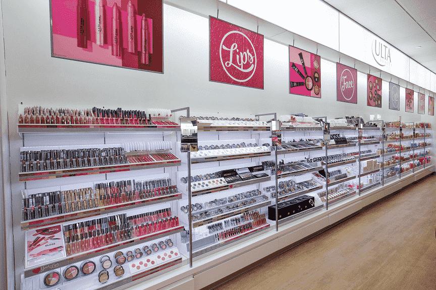 Loja de maquiagem Ulta Beauty em Orlando