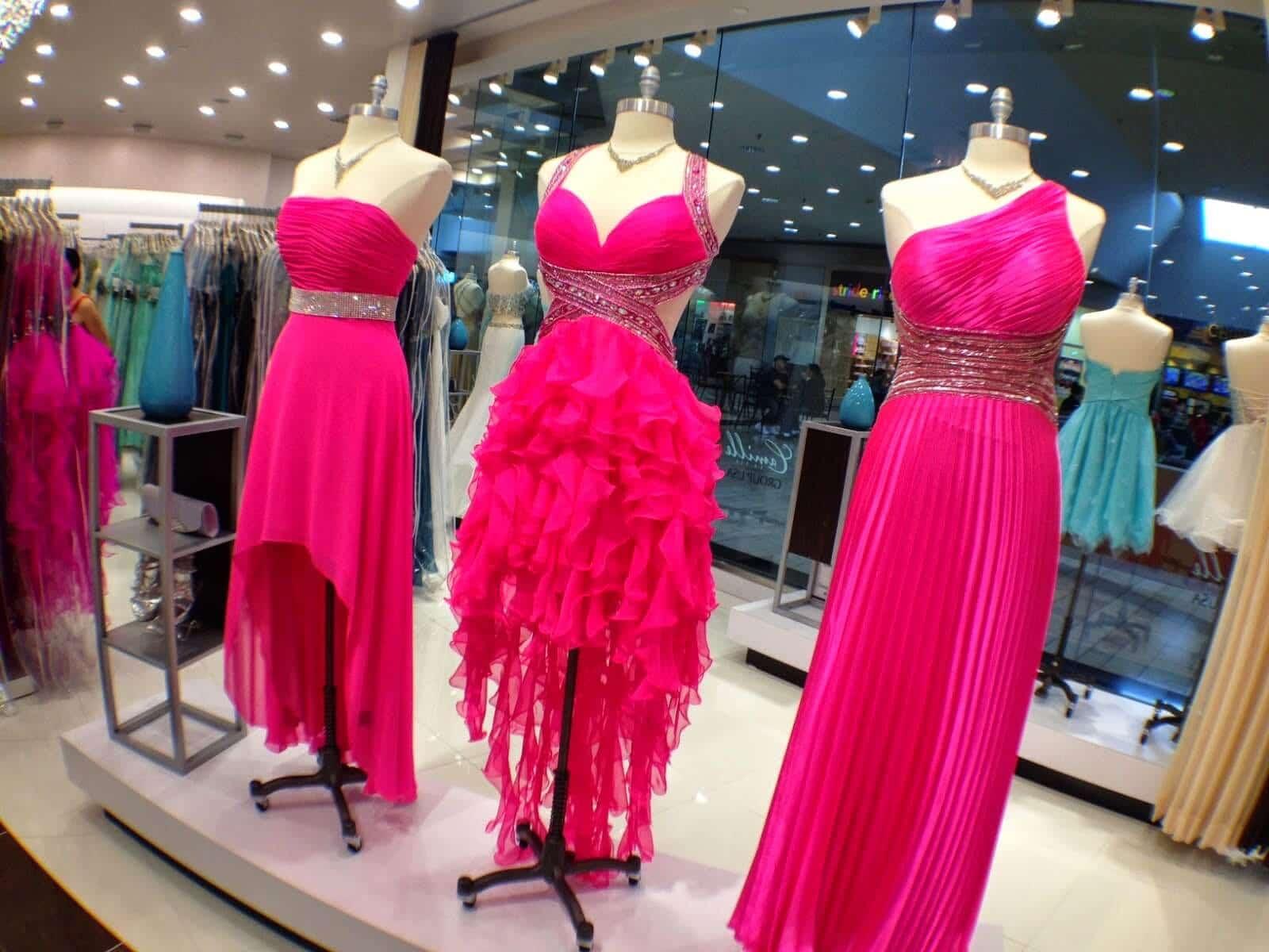 Onde comprar vestidos de festa em Miami