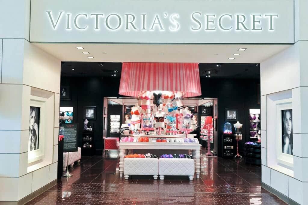 Lojas de maquiagens em Orlando: Loja Victoria's Secret