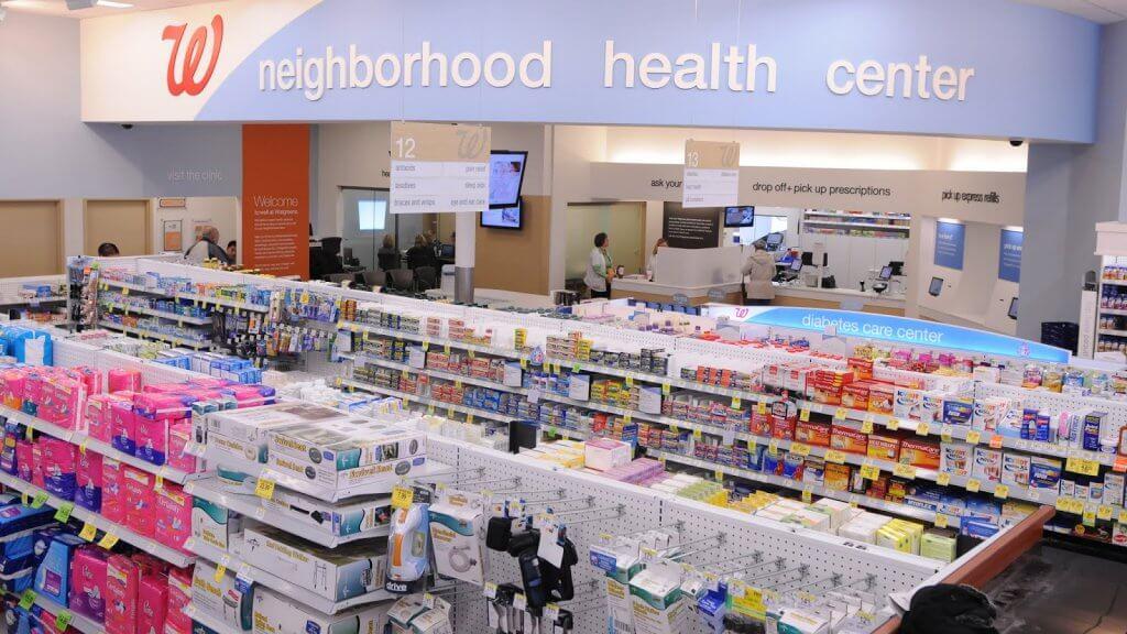 Farmácias Walgreens em Orlando e Miami | Compras e remédios