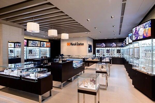 Onde comprar relógios em Orlando: Watch Station