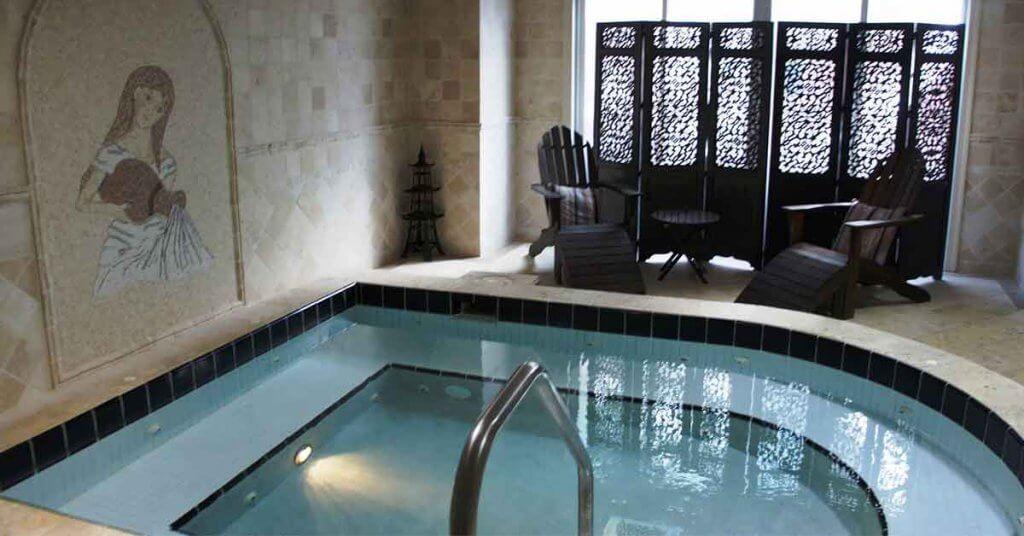 Melhores spas para relaxar em Orlando: Mandara Spa no Portofino Bay Hotel de Orlando