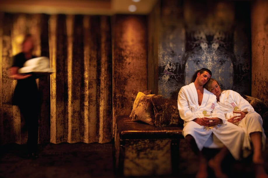 Melhores spas para relaxar em Orlando: Poseidon Spa no Grand Bohemian em Orlando
