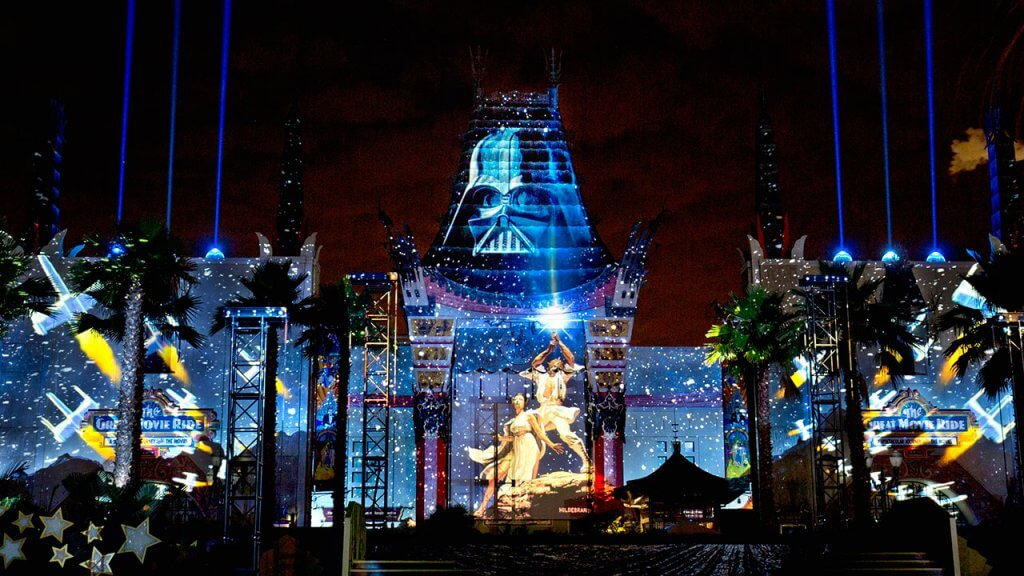 Shows do Star Wars no Hollywood Studios: Star Wars: A Galactic Spectacular