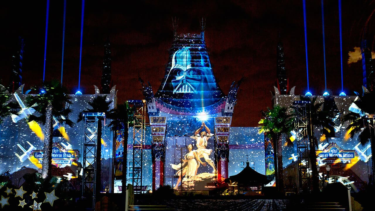 Shows do Star Wars no Hollywood Studios