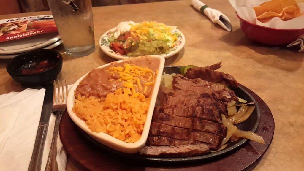 Restaurantes de comida mexicana em Orlando: Azteca D'Oro em Orlando