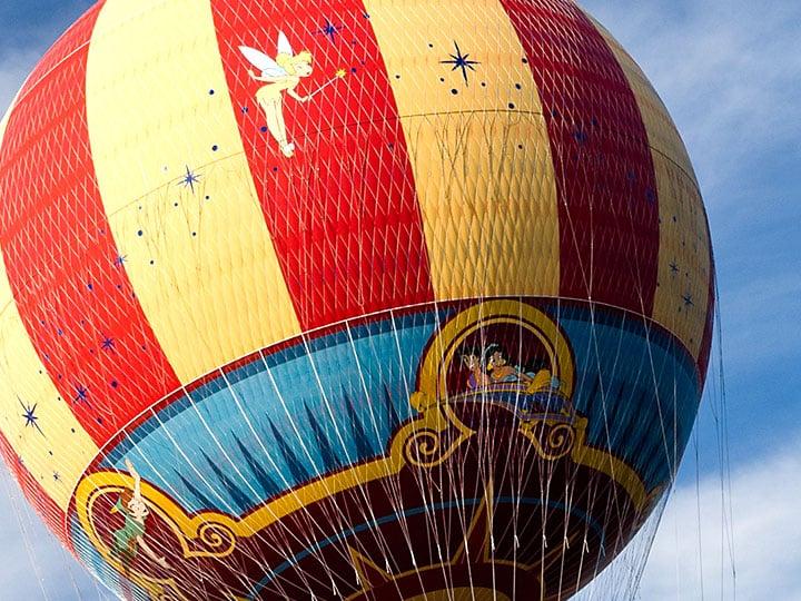 Balão da Disney em Orlando