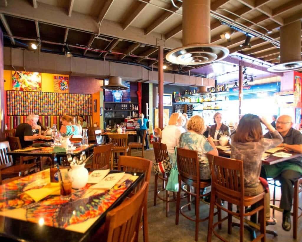 Restaurantes de comida mexicana em Orlando: Cafe Tu Tu Tango em Orlando