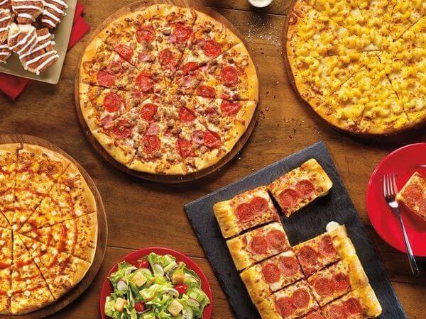 Pizzaria Cici's Pizza em Miami: Pratos da Cici's Pizza Orlando