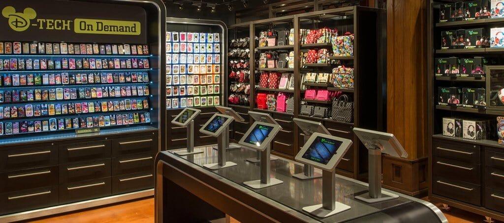 Melhores lojas de Disney Springs: D-Tech On Demand em Orlando