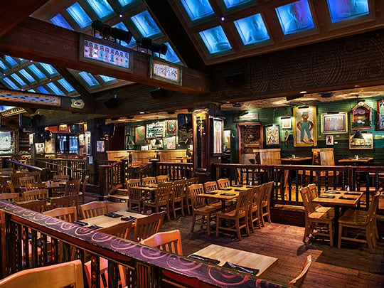Restaurante House of Blues Disney Springs em Orlando