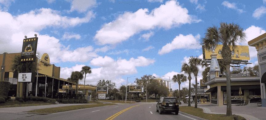 Lista de endereços úteis em Orlando