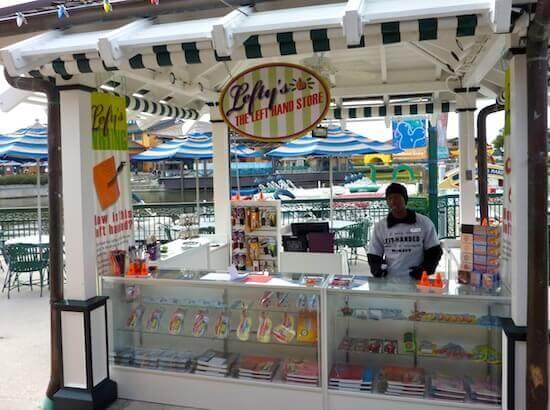 Melhores lojas de Disney Springs: Loja Lefty's