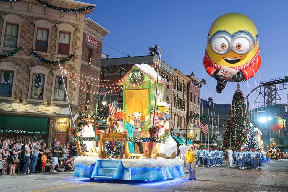 Macy's Holiday Parade