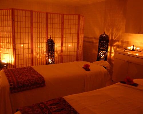Mandara Spa no Portofino Bay Hotel de Orlando