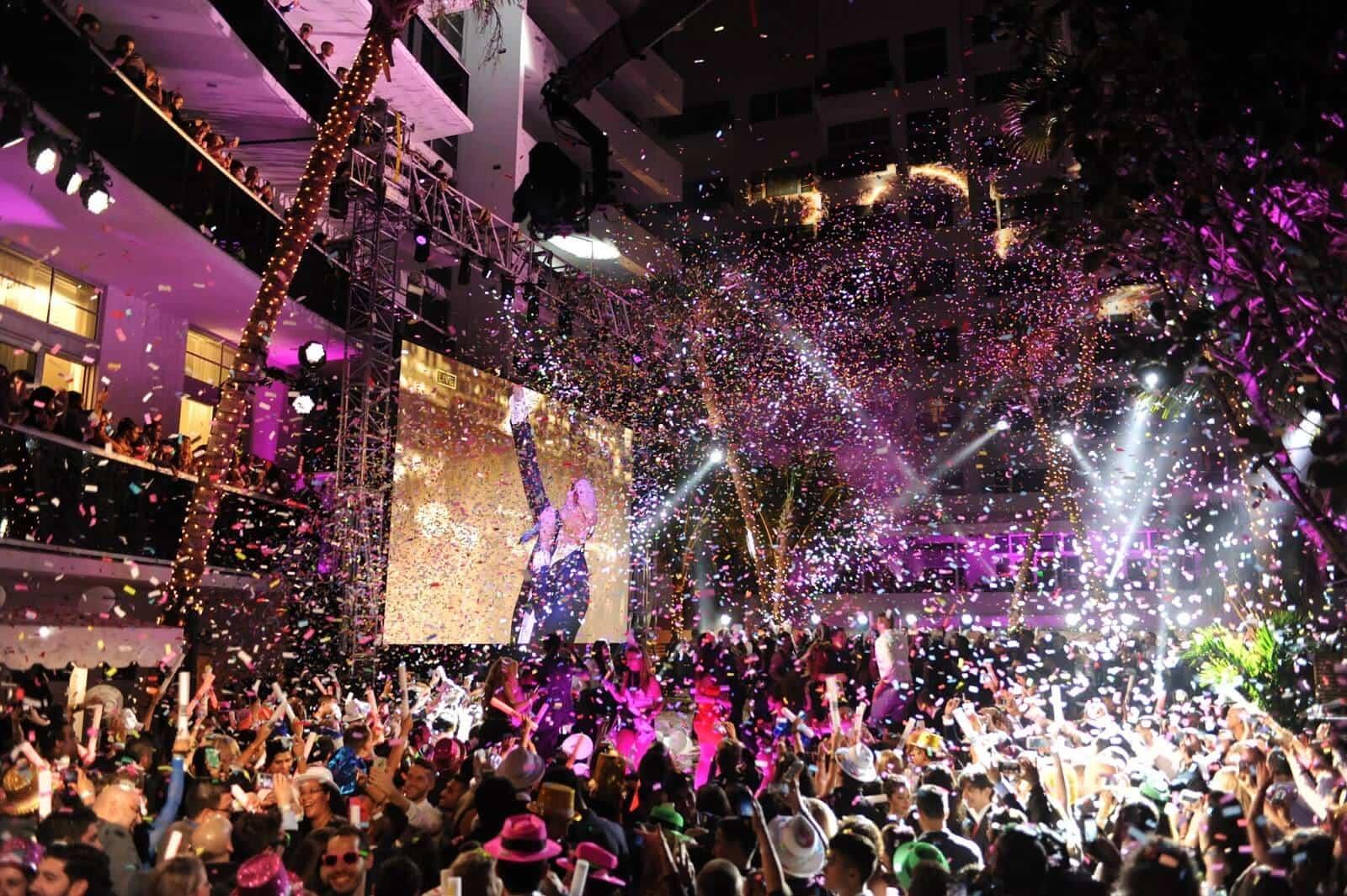 O que fazer no ano-novo em Miami em 2018