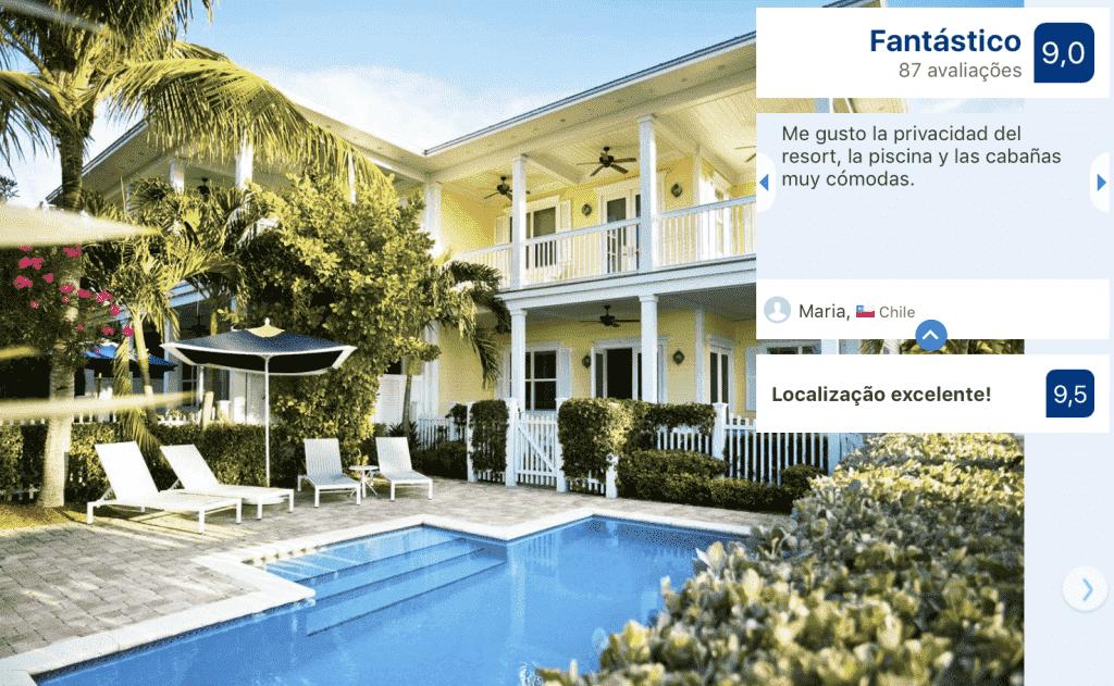 Melhores hotéis em Key West: Piscina do Sunset Key Cottages