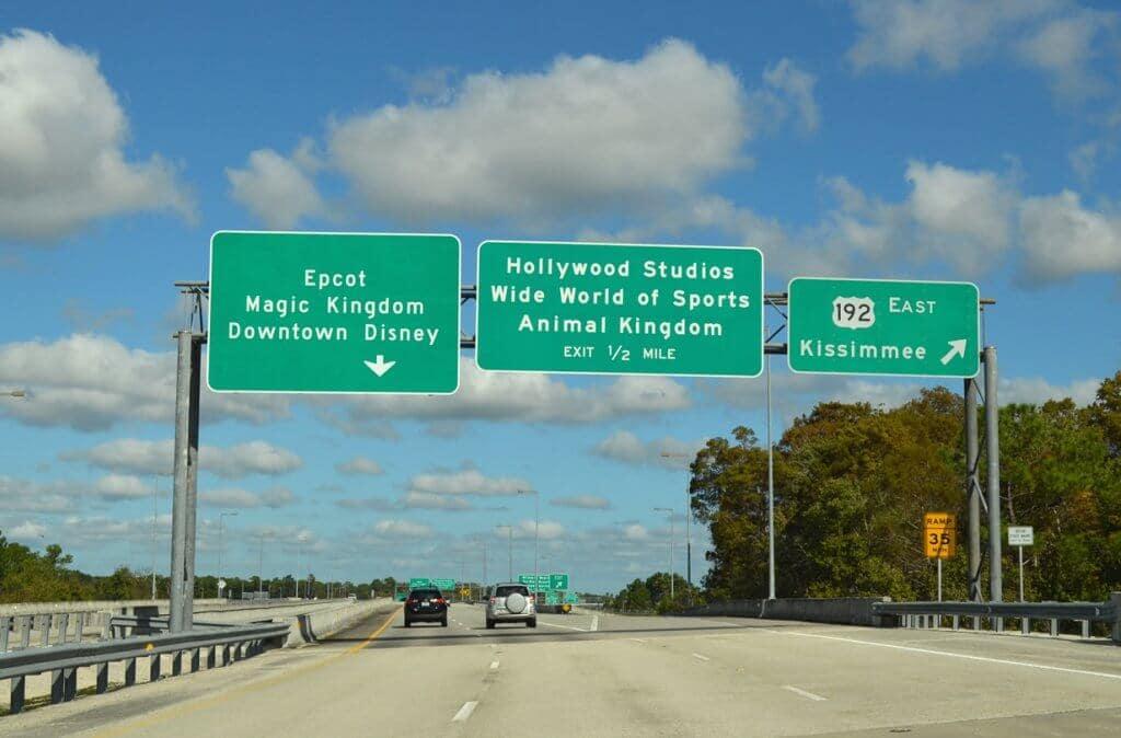 Lista de endereços úteis em Orlando: Ruas e endereços de Orlando