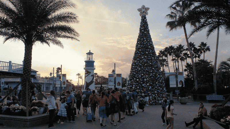 Christmas at SeaWorld: Festa de Natal em Orlando
