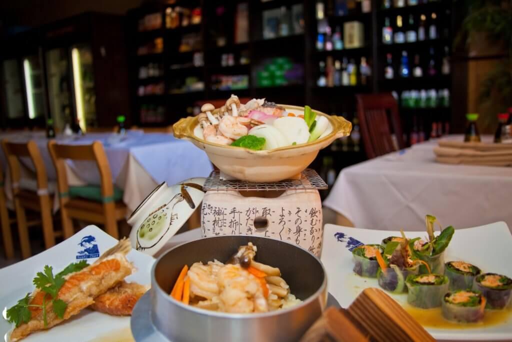Restaurantes japoneses em Miami: Sushi Chef Japanese Restaurant & Market