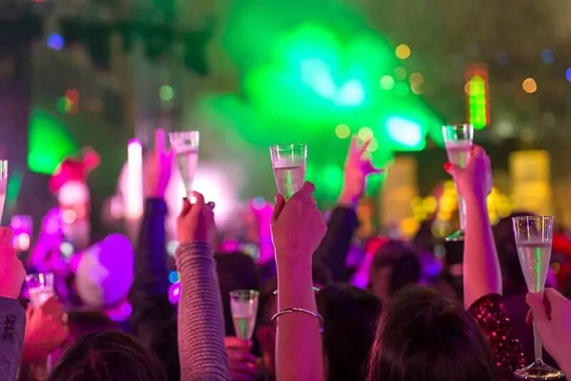 O que fazer no ano-novo em Orlando em 2018