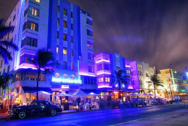 Ocean Drive Miami