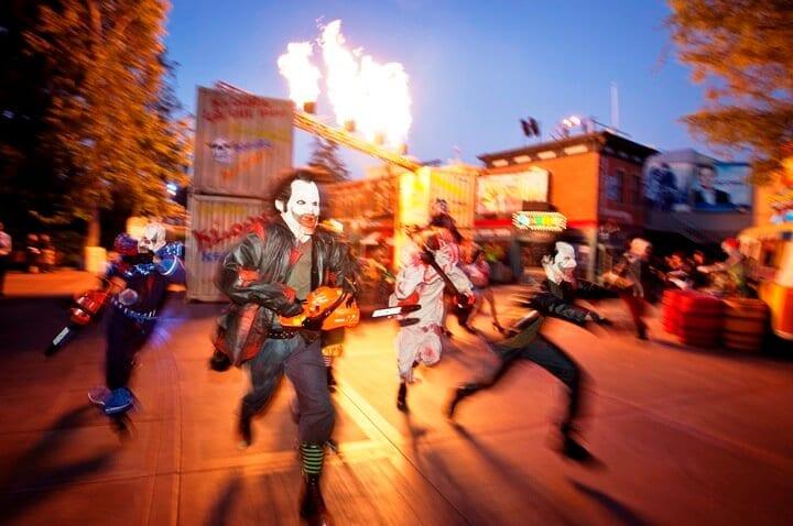 Halloween da Universal