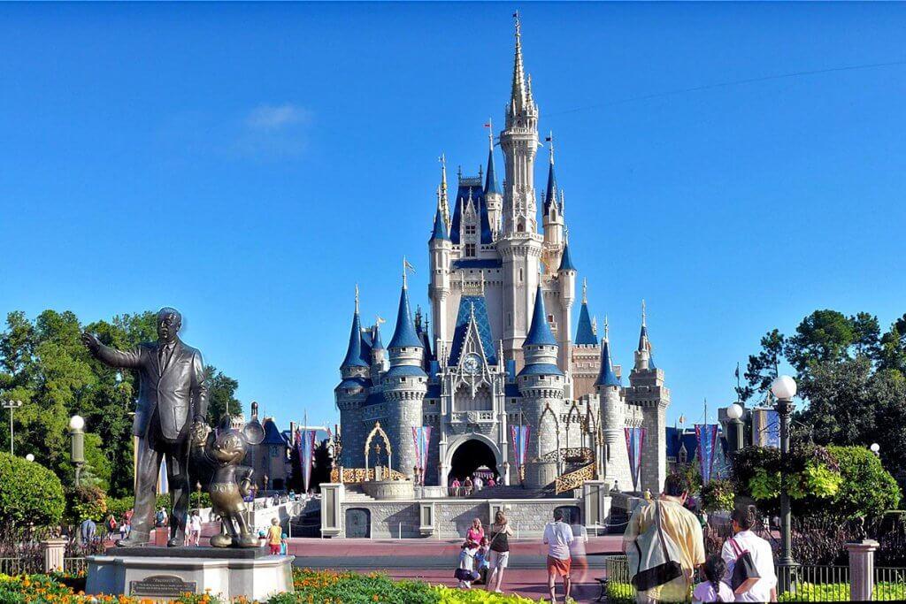Parque Magic Kingdom