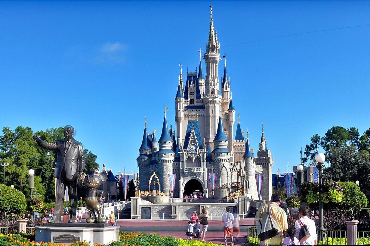 Quais parques de Orlando vale a pena visitar em casal