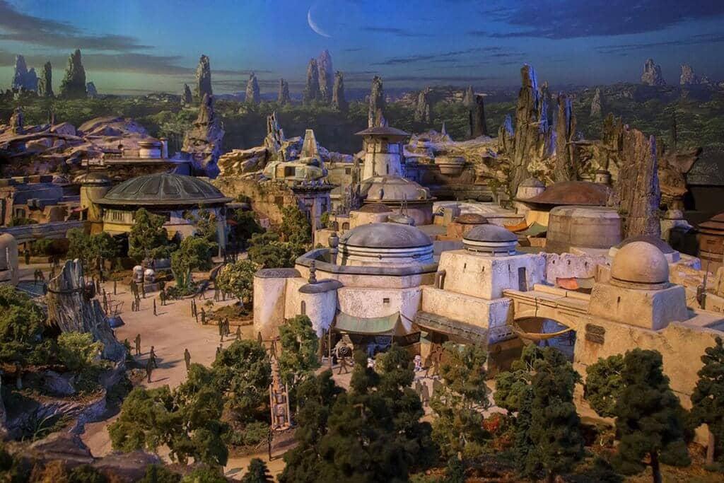 "Novidades da Disney, Universal e Orlando para 2019: ""Star Wars: Galaxy's Edge"""