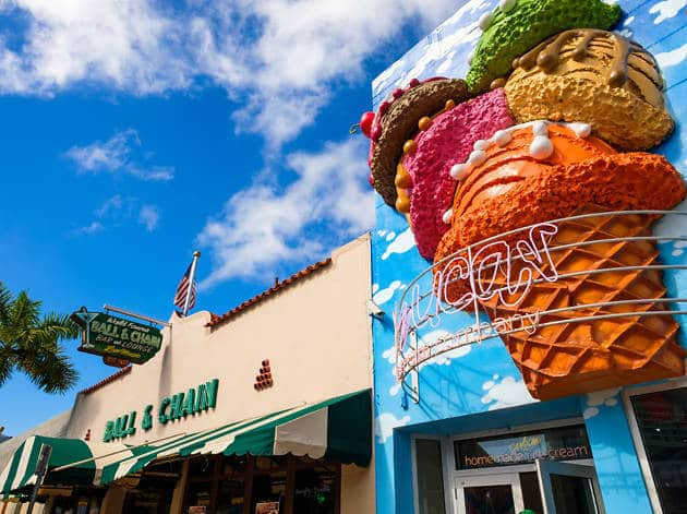 5 destaques da Calle Ocho de Litte Havana em Miami: Sorveteria Azucar Ice Cream