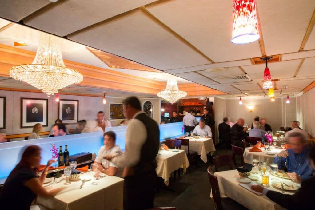 5 restaurantes badalados em Coral Gables em Miami: Caffe Abbracci