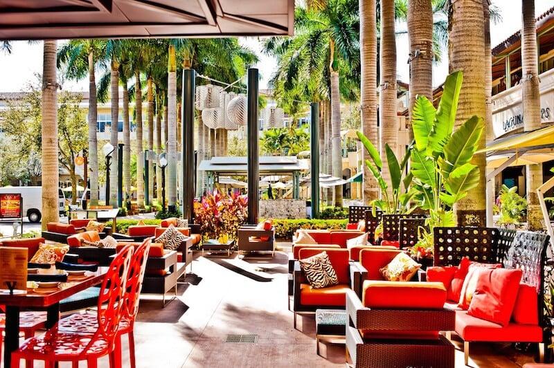 5 restaurantes badalados em Coral Gables em Miami