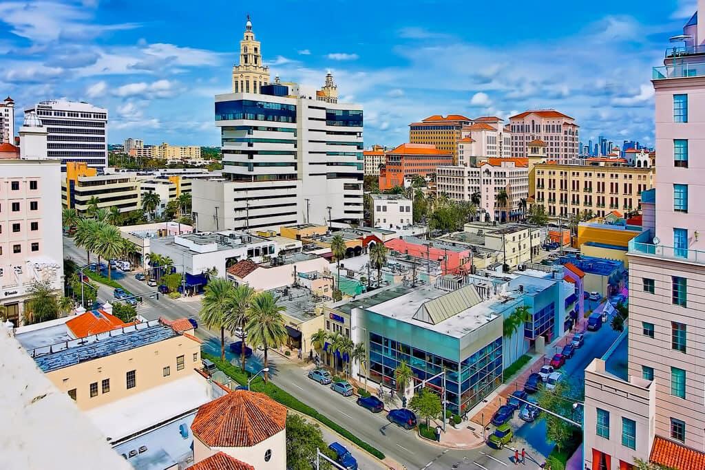 Coral Gables em Miami: O que fazer nessa linda região da Flórida