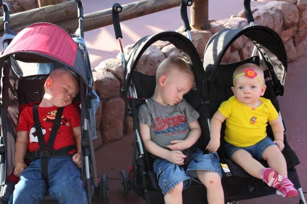 Dicas para visitar Orlando com a família: Crianças pequenas em Orlando