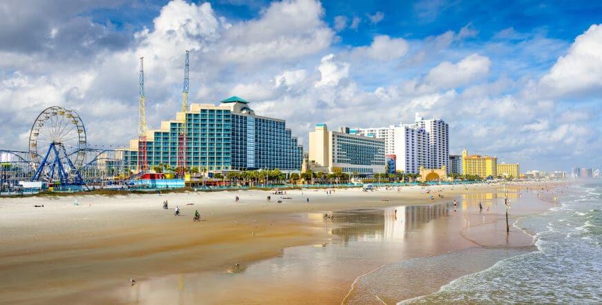 O que fazer em Daytona Beach na Flórida