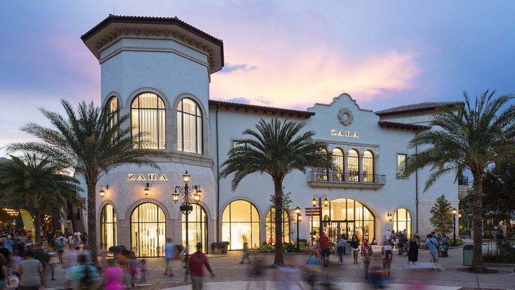 Reservar dias para compras em Orlando