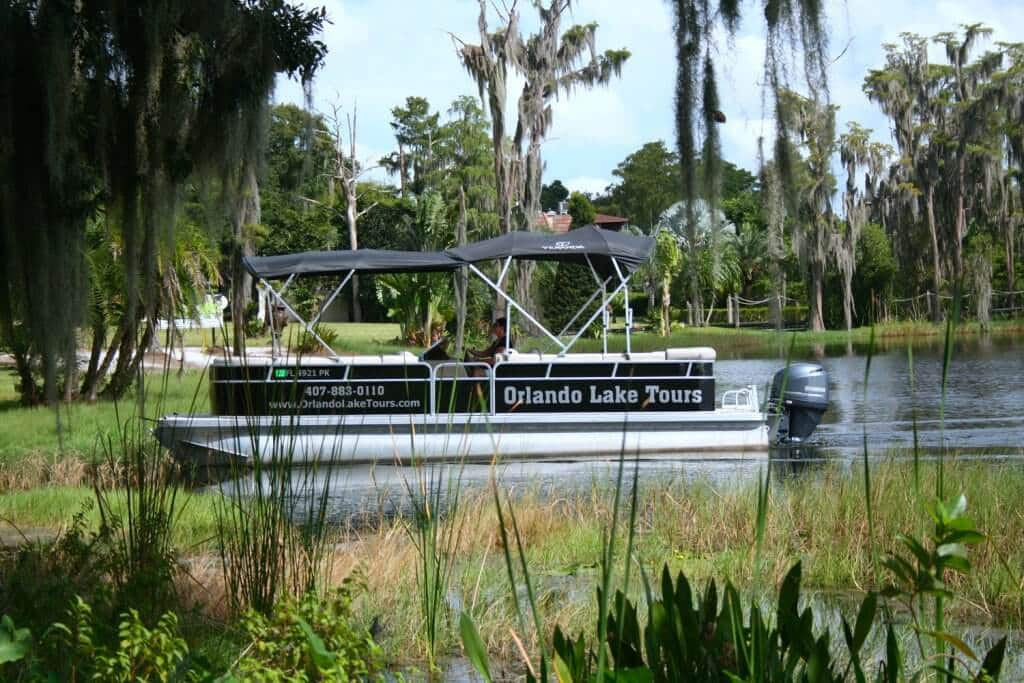 10 passeios pelos bastidores em Orlando: Scenic/Eco Lake Tours
