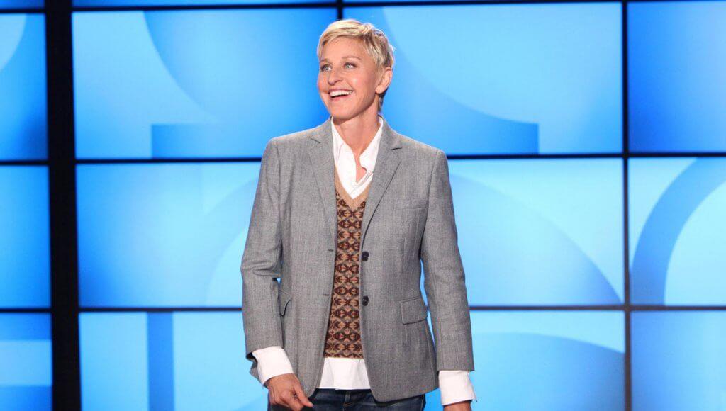 "10 programas de TV e filmes feitos no Universal Studios Orlando: Programa de TV ""The Ellen DeGeneres Show"""