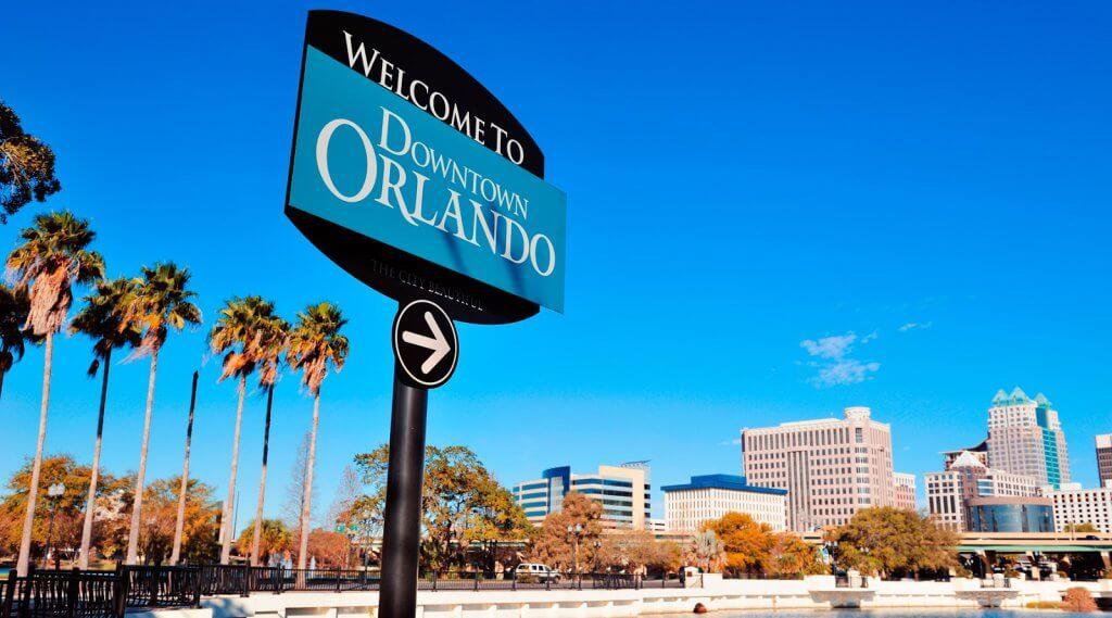 Trânsito em Orlando